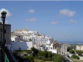 Ostuni the White City, Puglia