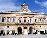 Town Hall of Ostuni, Puglia