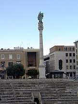Obelisk of Saint Oronzo of Lecce