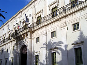 Palazzo Ducale of Martina Franca