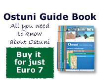 Ostuni Guide Book